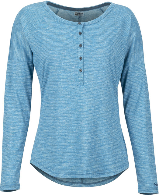 Marmot Jayne Langærmet T shirt Damer, late night